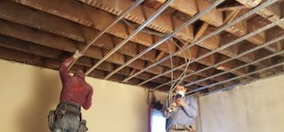 Plaster Ceilings In Baltimore Maryland