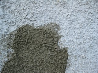 Rock Dash Stucco